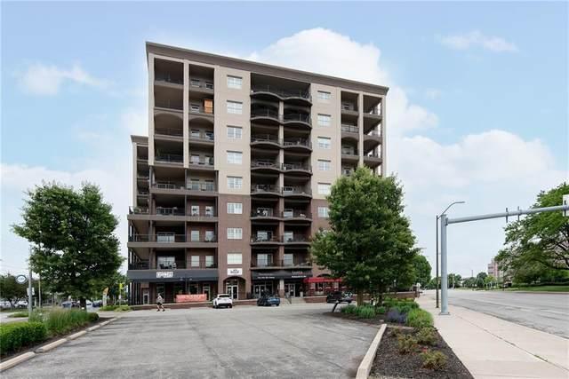 435 Virginia Avenue #501, Indianapolis, IN 46203 (MLS #21796112) :: Pennington Realty Team