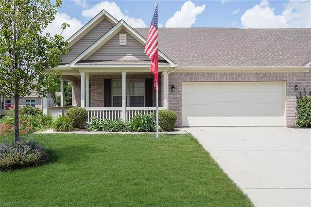 1382 Redstone Drive, Avon, IN 46123 (MLS #21796122) :: Mike Price Realty Team - RE/MAX Centerstone