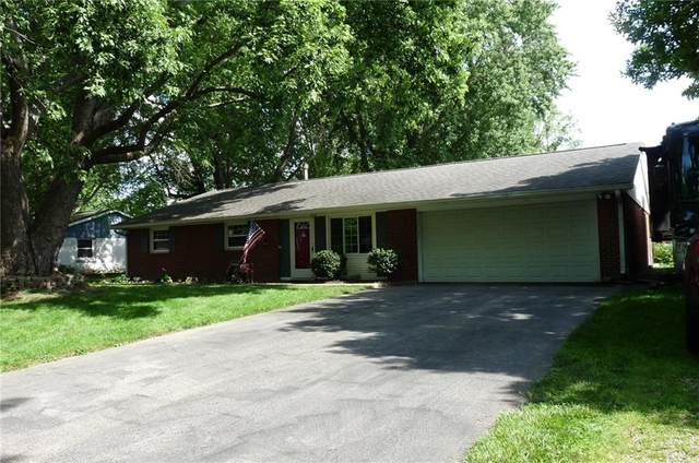 1637 Mccollough Drive, Indianapolis, IN 46260 (MLS #21796124) :: Pennington Realty Team