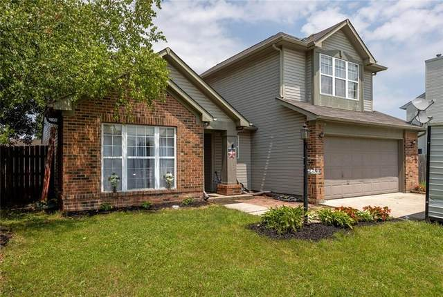 10042 Sanger Drive, Fishers, IN 46038 (MLS #21796142) :: Mike Price Realty Team - RE/MAX Centerstone