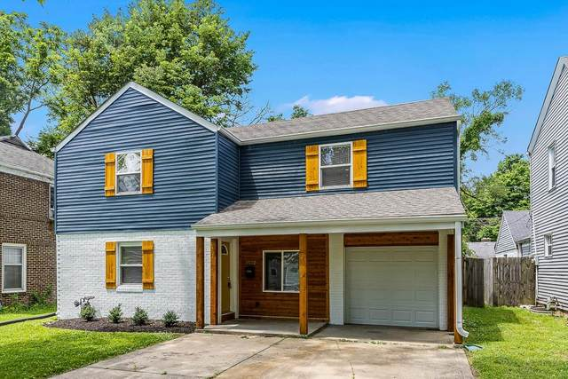 3522 Janet Drive, Indianapolis, IN 46218 (MLS #21796158) :: Pennington Realty Team