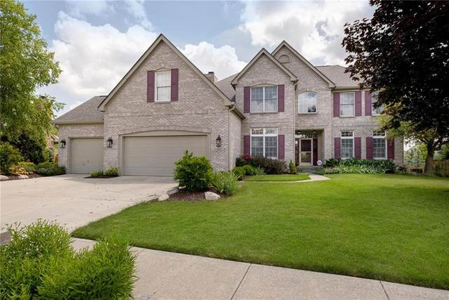 10915 Valley Forge Circle, Carmel, IN 46032 (MLS #21796163) :: Mike Price Realty Team - RE/MAX Centerstone