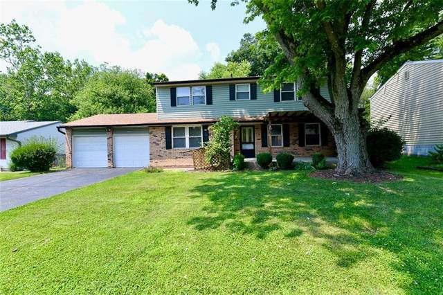 5538 Pappas Drive, Indianapolis, IN 46237 (MLS #21796174) :: Mike Price Realty Team - RE/MAX Centerstone