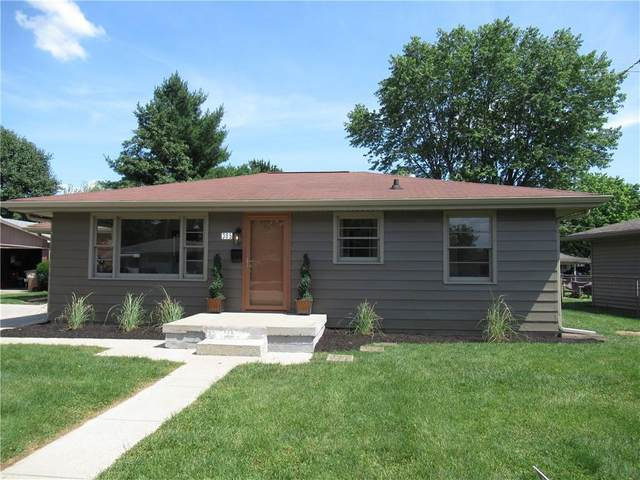 385 S Brooks Street, Columbus, IN 47201 (MLS #21796199) :: Mike Price Realty Team - RE/MAX Centerstone