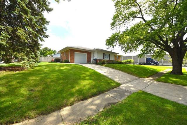 7265 E 50th Street, Indianapolis, IN 46226 (MLS #21796214) :: Pennington Realty Team