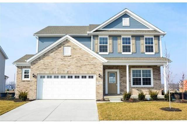 12300 Meyers Place, Noblesville, IN 46060 (MLS #21796236) :: Richwine Elite Group