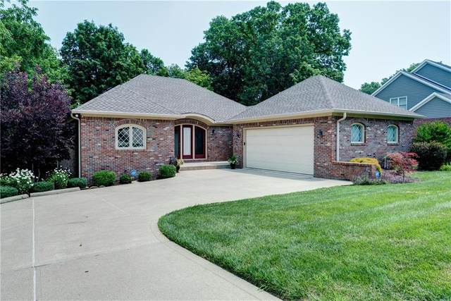 9742 Fortune Drive, Fishers, IN 46037 (MLS #21796255) :: RE/MAX Legacy