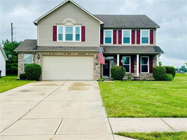 1694 Whisler Drive, Greenfield, IN 46140 (MLS #21796261) :: Pennington Realty Team