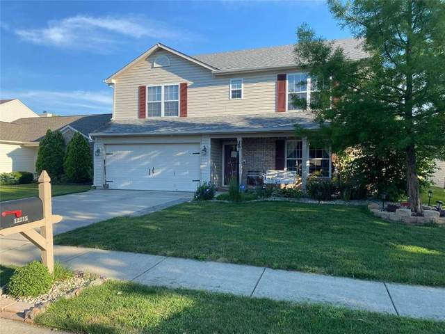 12215 Outside Trail Court, Noblesville, IN 46060 (MLS #21796304) :: Heard Real Estate Team   eXp Realty, LLC