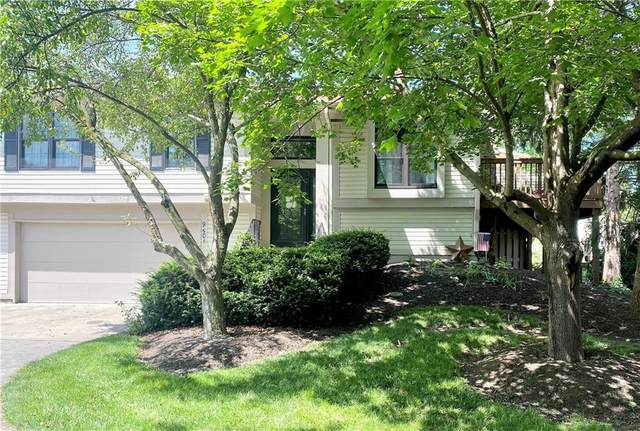 9504 Bay Vista East Drive, Indianapolis, IN 46250 (MLS #21796313) :: Mike Price Realty Team - RE/MAX Centerstone