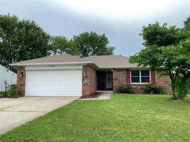 76 Nancy Lane, Greenwood, IN 46142 (MLS #21796323) :: Mike Price Realty Team - RE/MAX Centerstone