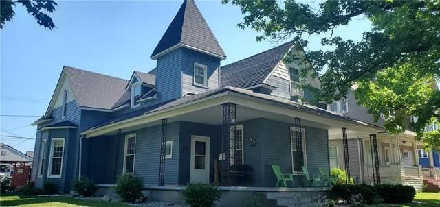 1826 N A Street, Elwood, IN 46036 (MLS #21796330) :: Richwine Elite Group