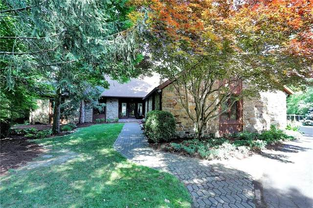 8585 Crown Point Road, Indianapolis, IN 46278 (MLS #21796331) :: The Indy Property Source
