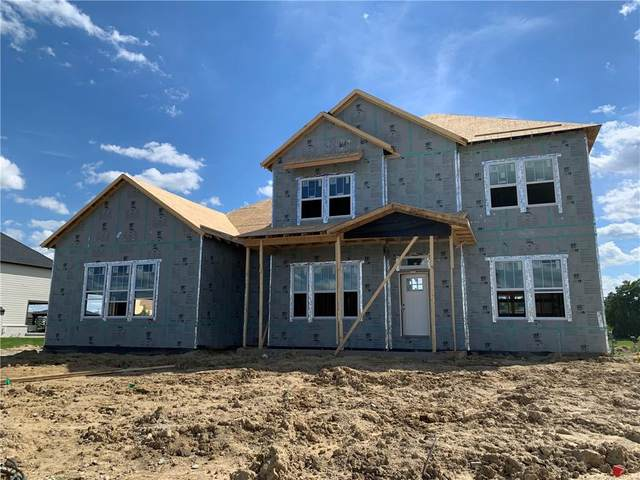 16275 Spring Bank Court, Fortville, IN 46040 (MLS #21796335) :: Mike Price Realty Team - RE/MAX Centerstone