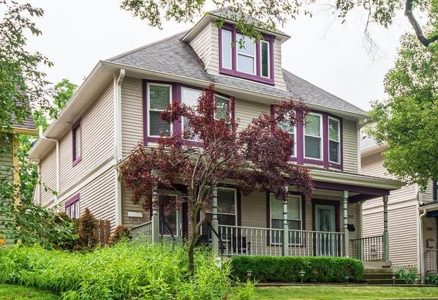 1211 Sturm Avenue #1211, Indianapolis, IN 46202 (MLS #21796340) :: AR/haus Group Realty