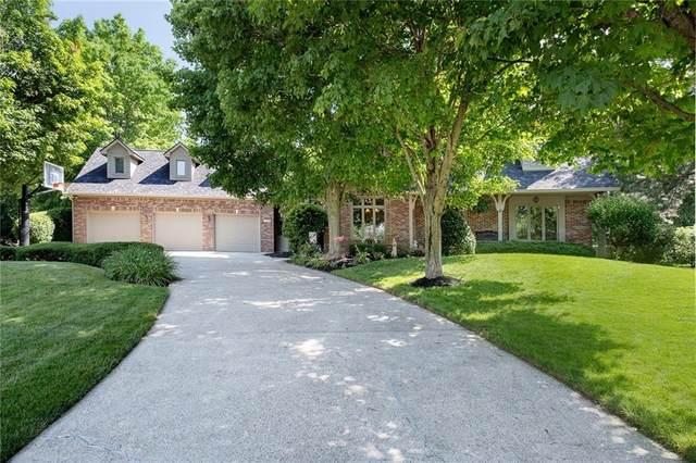 11740 Sunnybrook Place, Fishers, IN 46038 (MLS #21796356) :: JM Realty Associates, Inc.