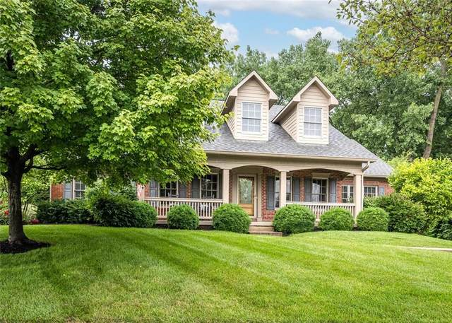 11109 Wintercove Way, Fishers, IN 46038 (MLS #21796368) :: Mike Price Realty Team - RE/MAX Centerstone