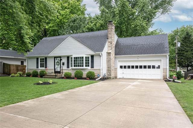 6306 Burlington Avenue, Indianapolis, IN 46220 (MLS #21796370) :: The Indy Property Source