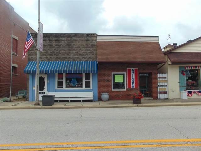 53 W Main Street, Jamestown, IN 46147 (MLS #21796376) :: Pennington Realty Team