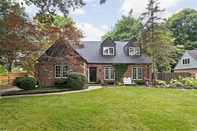 157 E Hampton Drive, Indianapolis, IN 46205 (MLS #21796383) :: Heard Real Estate Team | eXp Realty, LLC