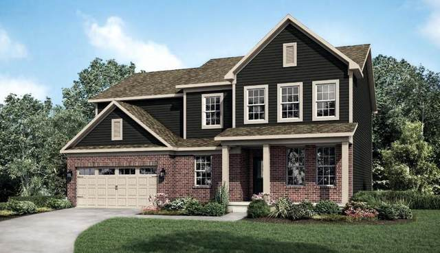 2442 S Stonehill Way, New Palestine, IN 46163 (MLS #21796393) :: The Indy Property Source