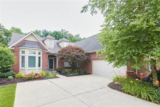 9751 Colonial Drive, Carmel, IN 46032 (MLS #21796397) :: Heard Real Estate Team | eXp Realty, LLC
