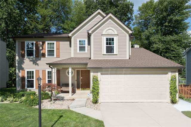 5847 Manning Road, Indianapolis, IN 46228 (MLS #21796420) :: The Indy Property Source