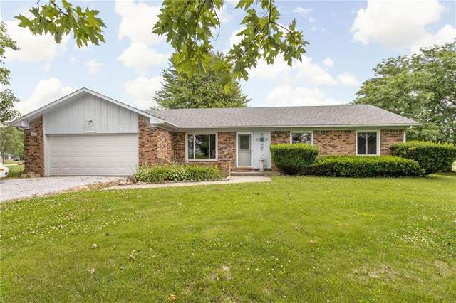 10651 N State Road 39, Lizton, IN 46149 (MLS #21796434) :: Mike Price Realty Team - RE/MAX Centerstone