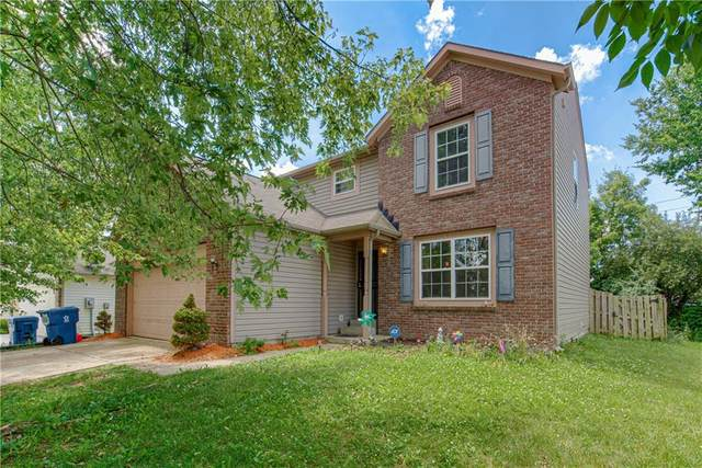 3848 Planewood Drive, Indianapolis, IN 46235 (MLS #21796448) :: Heard Real Estate Team | eXp Realty, LLC