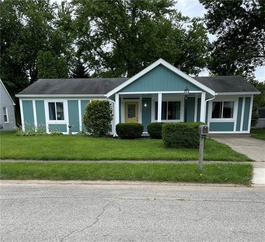 725 Meadow Lane, Greenfield, IN 46140 (MLS #21796488) :: Mike Price Realty Team - RE/MAX Centerstone