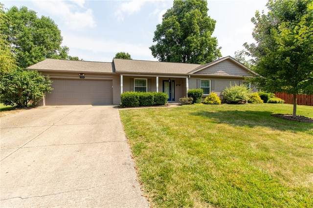 1310 Brookton Court, Indianapolis, IN 46260 (MLS #21796518) :: Pennington Realty Team