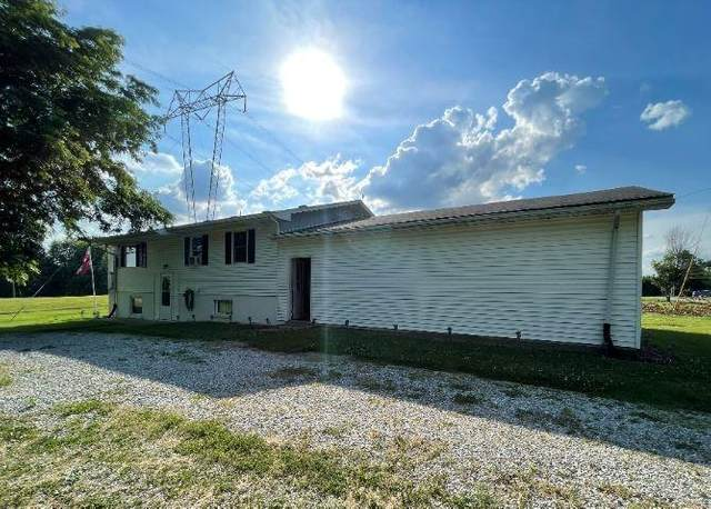 1489 N Mohican Trail, Greensburg, IN 47240 (MLS #21796520) :: The Indy Property Source