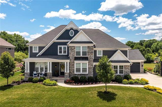 11549 Willow Bend Drive, Zionsville, IN 46077 (MLS #21796522) :: Heard Real Estate Team | eXp Realty, LLC