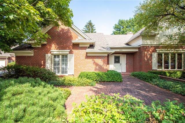 7933 Beaumont Green Place, Indianapolis, IN 46250 (MLS #21796524) :: Pennington Realty Team