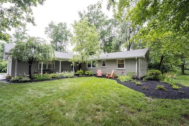 6349 Cardinal Lane, Indianapolis, IN 46220 (MLS #21796535) :: Mike Price Realty Team - RE/MAX Centerstone
