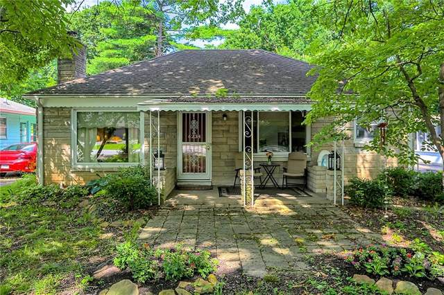 6234 Evanston Avenue, Indianapolis, IN 46220 (MLS #21796540) :: Mike Price Realty Team - RE/MAX Centerstone