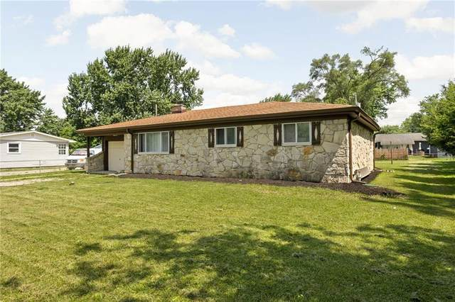 4622 Lois Lane, Indianapolis, IN 46237 (MLS #21796557) :: Mike Price Realty Team - RE/MAX Centerstone