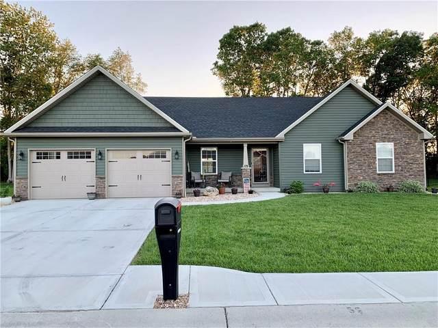 175 Crestwood Avenue, Crawfordsville, IN 47933 (MLS #21796582) :: Richwine Elite Group