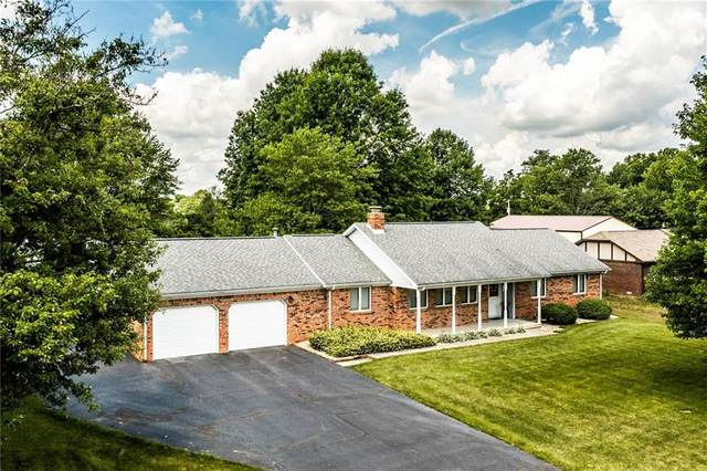 7740 Eaker Court, Brownsburg, IN 46112 (MLS #21796590) :: Mike Price Realty Team - RE/MAX Centerstone