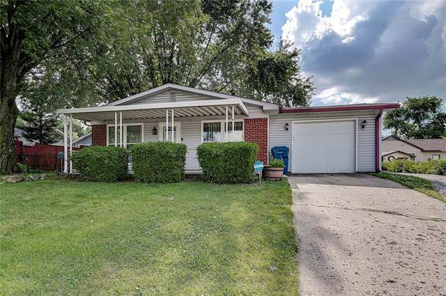 3420 Southwest Drive, Indianapolis, IN 46241 (MLS #21796595) :: Dean Wagner Realtors