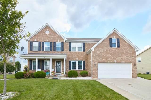784 Fireside Drive, Greenwood, IN 46143 (MLS #21796622) :: Heard Real Estate Team | eXp Realty, LLC