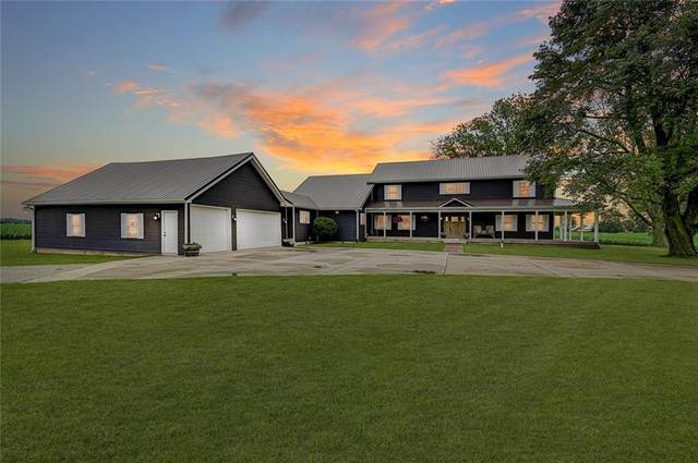 7622 W State Road 132, Lapel, IN 46051 (MLS #21796623) :: RE/MAX Legacy