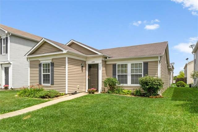 12148 Lindley Dr, Noblesville, IN 46060 (MLS #21796640) :: The Evelo Team