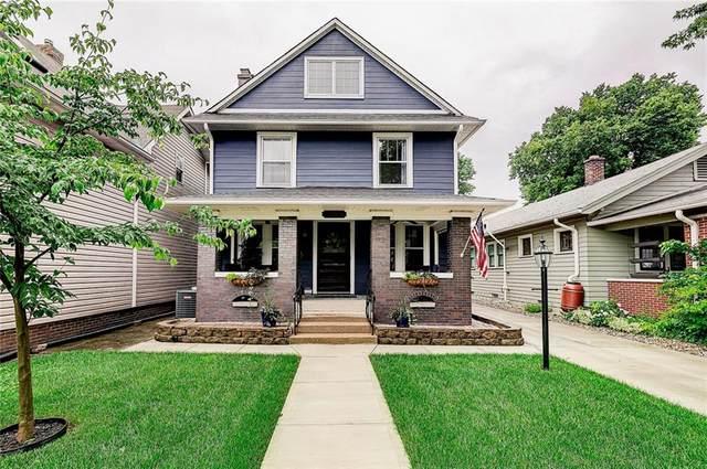 1519 Pleasant Street, Indianapolis, IN 46203 (MLS #21796677) :: Heard Real Estate Team | eXp Realty, LLC