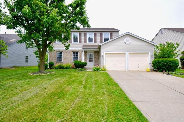5732 Vicksburg Drive, Indianapolis, IN 46254 (MLS #21796685) :: Mike Price Realty Team - RE/MAX Centerstone