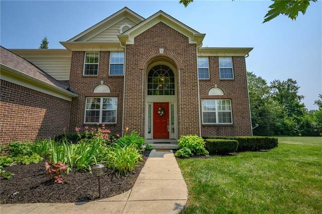 11675 Timken Court, Fishers, IN 46037 (MLS #21796691) :: AR/haus Group Realty
