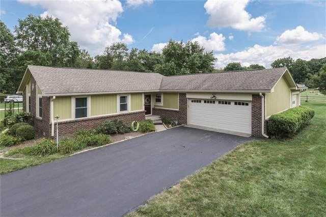 6519 W 100 S, New Palestine, IN 46163 (MLS #21796700) :: Mike Price Realty Team - RE/MAX Centerstone