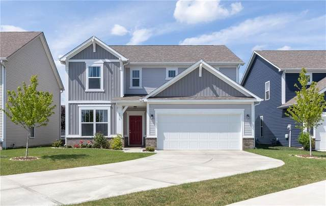 3010 Silvercliff Circle, Indianapolis, IN 46217 (MLS #21796707) :: Pennington Realty Team