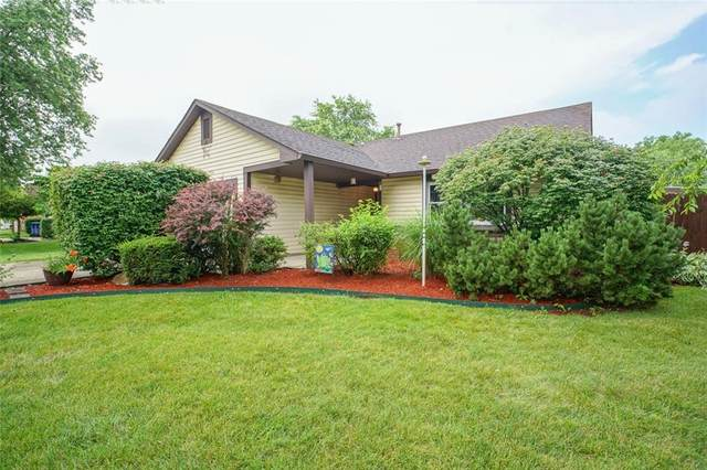 8596 Castle Farms Road, Indianapolis, IN 46256 (MLS #21796757) :: Mike Price Realty Team - RE/MAX Centerstone