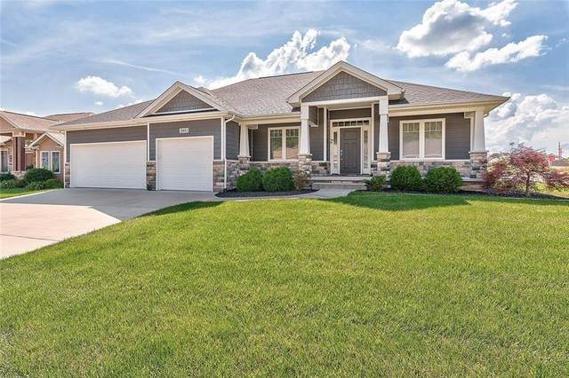 268 Westbrook Court, Columbus, IN 47201 (MLS #21796758) :: Anthony Robinson & AMR Real Estate Group LLC